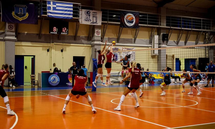 Σερβίς στην Volley League γυναικών: Το πρόγραμμα της 5ης αγωνιστικής