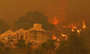 Αυστραλία: Μεγάλες καταστροφές λόγω πυρκαγιάς στο Περθ