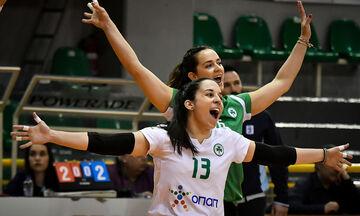 Volley League γυναικών: Στον Άρη η Πένυ Ρόγκα, η αλλαγή της προκήρυξης και ο ΑΟΘήρας