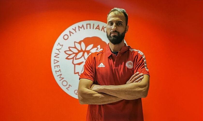 Επίσημο: Ο Ανδρεάδης επέστρεψε στον Ολυμπιακό