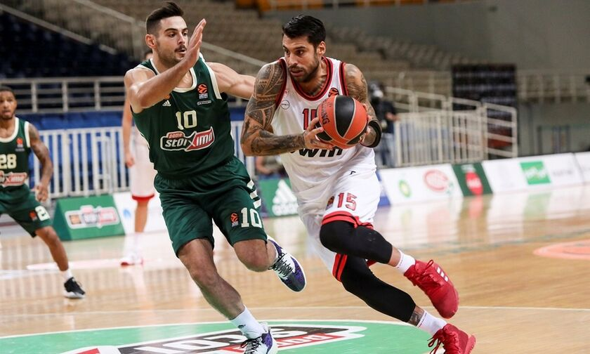 To «αιώνιο» ντέρμπι Ολυμπιακός - Παναθηναϊκός για την EuroLeague παίζει στα Novasports