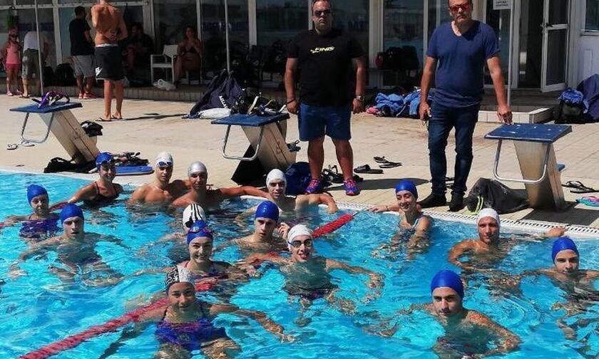 Τεχνική κολύμβηση: Αίτημα της ΚΟΕ στη ΓΓΑ για άδεια προπόνησης σε επιπλέον 60 αθλητές