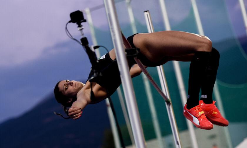 Γκούσιν: Ξεπέρασε τα 1,80 μέτρα στο μίτινγκ ύψους της Μπάνσκα Μπίστριτσα