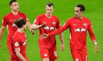 Κύπελλο Γερμανίας: Πέρασαν Λειψία, Βόλφσμπουργκ και Γκλάντμπαχ, κάζο για Κολωνία! (highlights, vids)