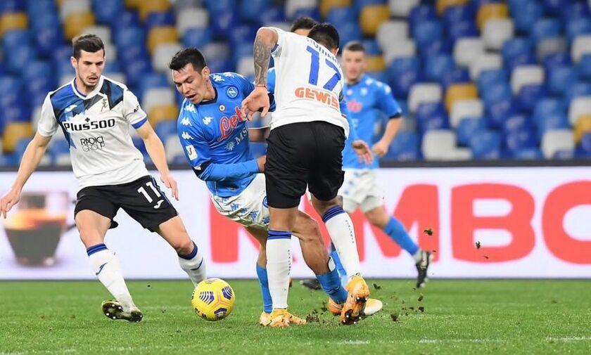 Κύπελλο Ιταλίας: Νάπολι - Αταλάντα: Ανοιχτοί λογαριασμοί (Highlights)
