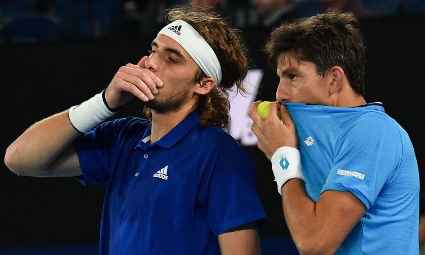 ATP Cup: Ηττήθηκε από την Αυστραλία η Ελλάδα