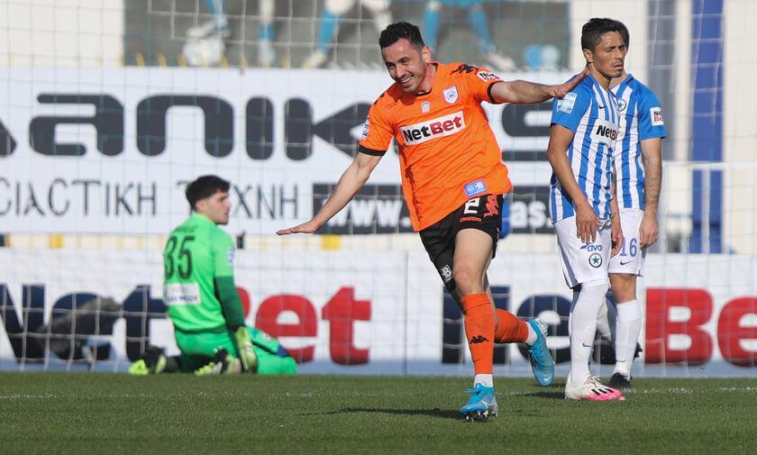 Ατρόμητος – ΠΑΣ Γιάννινα: Ο ΠΑΣ στο 13' κερδίζει 3-0 στο Περιστέρι. Όλα τα γκολ (vid)