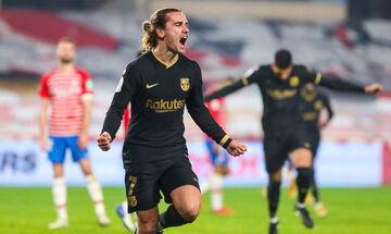 Copa del Rey: Στην 4αδα του Κυπέλλου μέσω παράτασης και... ροντέο (5-3) η Μπαρτσελόνα! (highlights)