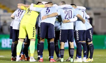 Απόλλων Σμύρνης: Η αποστολή για το ματς με την ΑΕΚ