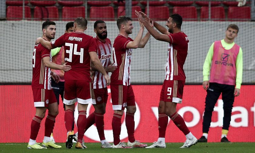 Ολυμπιακός - Παναιτωλικός 3-0: Βγήκε δίχως να ιδρώσει η υποχρέωση (highlights)