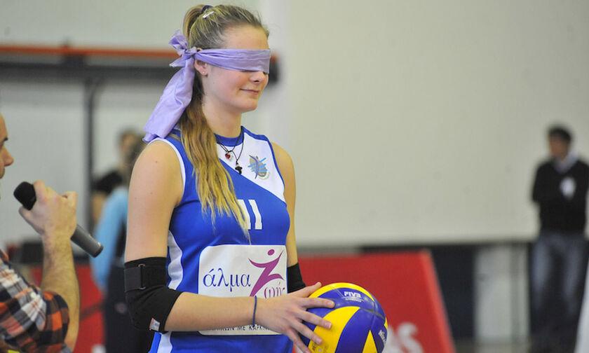 Στα ... τυφλά η  Volley League  γυναικών