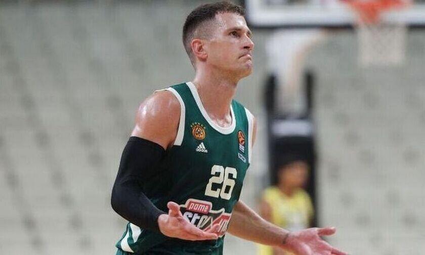Παναθηναϊκός: Νοκ-άουτ ο Νέντοβιτς ενόψει Ολυμπιακού - Υπέστη θλάση