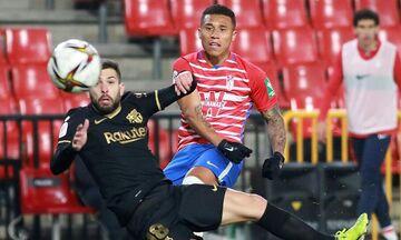 Γρανάδα - Μπαρτσελόνα 2-2: Με δύο γκολ σε 4 λεπτά έστειλαν το ματς στην παράταση οι Καταλανοί (vid)!