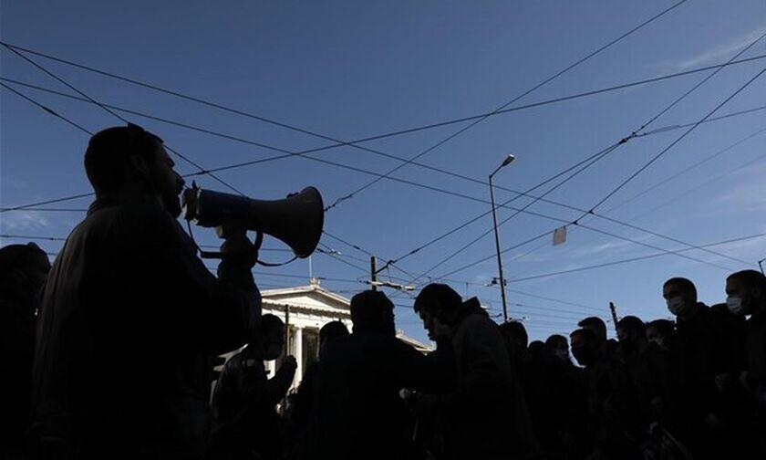Κλειστές Πανεπιστημίου και Βασ. Αμαλίας λόγω πανεκπαιδευτικού συλλαλητηρίου