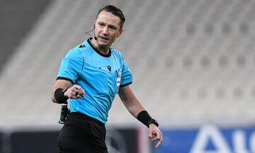 Super League 1: Ο Τρεϊμάνις στο ΑΕΚ - Άρης, ο Γκορτσίλας στο Ολυμπιακός - ΟΦΗ