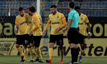 Αστέρας Τρίπολης - Άρης 0-2: Περίπατο και στην Τρίπολη (highlights)
