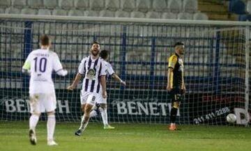 Απόλλων Σμύρνης - ΑΕΚ 2-1: Τη νίκη η «Ελαφρά Ταξιαρχία» την πρόκριση η «Ένωση» (Highlights)!