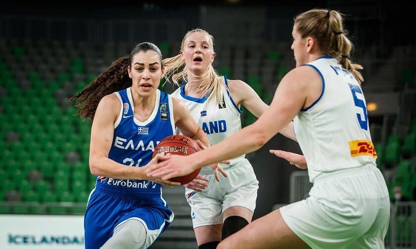Ισλανδία - Ελλάδα 58-95: Παγοθραυστικό η Εθνική μας, και τώρα ο «τελικός» με τη Βουλγαρία (vid)