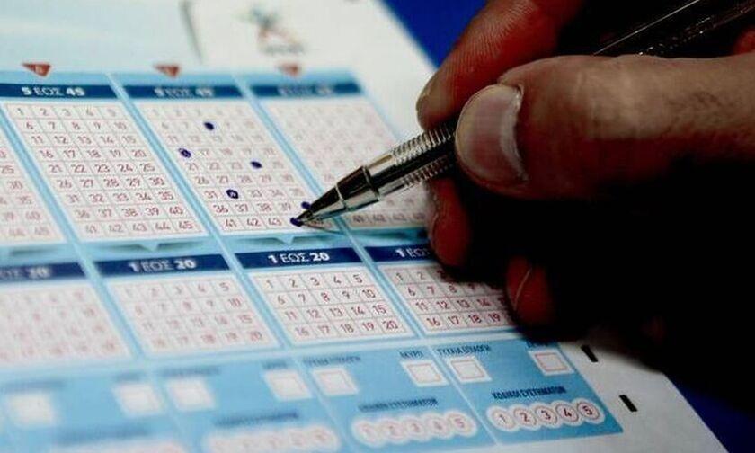 ΤΖΟΚΕΡ - κλήρωση (4/2):  Δείτε τους τυχερούς αριθμούς - Σημειώθηκε ΤΖΑΚ-ΠΟΤ (pic)