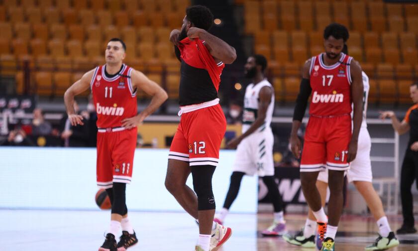 Το πανόραμα της Euroleague: Έπεσε στην 12η θέση ο Ολυμπιακός (highlights)