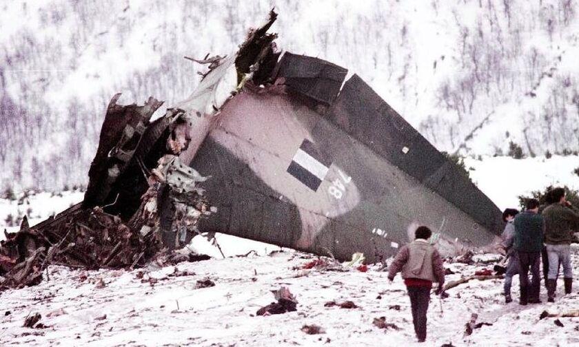 Τριάντα χρόνια από τη μοιραία πτήση του C130
