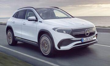 Ήρθε η νέα Mercedes EQA! Πόσο κοστίζει;