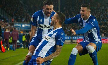 La Liga: «Ανάσα» για Αλαβές με Χοσέλου, 1-0 τη Βαγιαδολίδ και +3 από τη ζώνη (highlights)