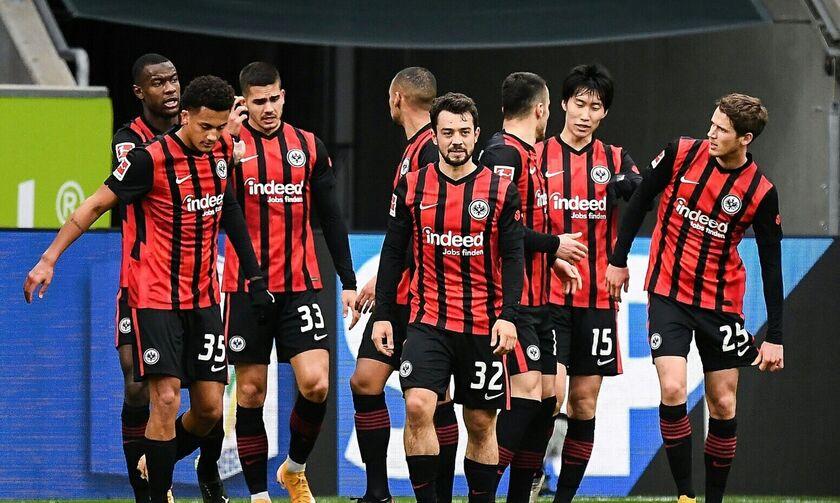 Bundesliga: Το τρένο της Φρανκφούρτης πέρασε 3-1 και από τη Χοφενχάιμ (highlights)