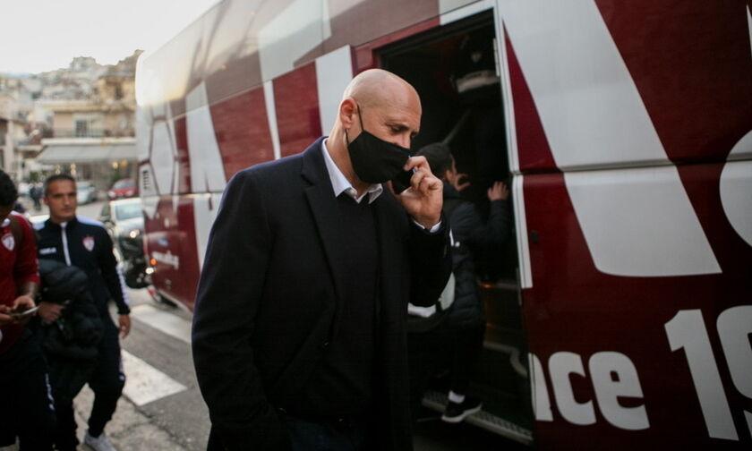 AEΛ - Λαμία: Τι αναφέρει ο διαιτητής στο Φύλλο Αγώνα