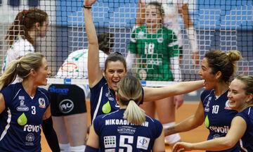 Αποτελέσματα και βαθμολογίες Volleyleague  ανδρών, γυναικών(6,7/2): Ήττα-σοκ του Παναθηναϊκού
