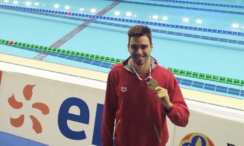 Κολύμβηση: Τρία ακόμη μετάλλια στη Γαλλία (pic)