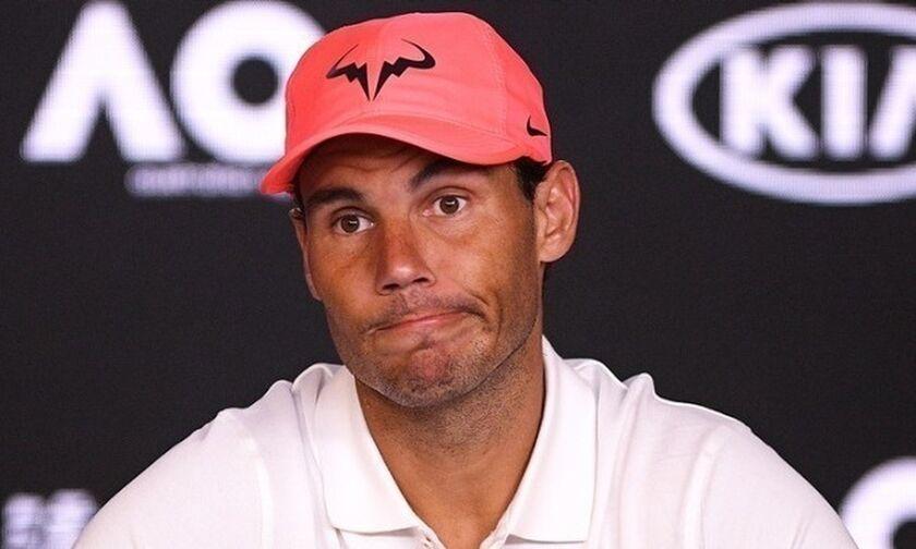 Australian Open: Ο Ναδάλ πονάει, αλλά παραμένει αισιόδοξος