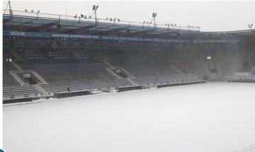 Bundesliga: Αναβολή, λόγω χιονιά, του Αρμίνια Μπίλεφελντ - Βέρντερ Βρέμης!