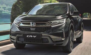 Νέο Honda CR-V e:HEV και Sport Line