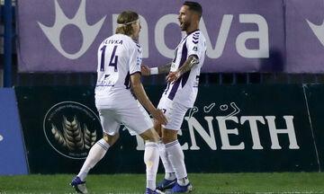 ΠΑΟΚ - Απόλλων Σμύρνης: Το γκολ του Φερνάντεθ για το 1-2 (vid)
