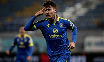 Βόλος - Αστέρας Τρίπολης: Ο Λουίς Φερνάντεθ σκοράρει το 0-1 (vid)