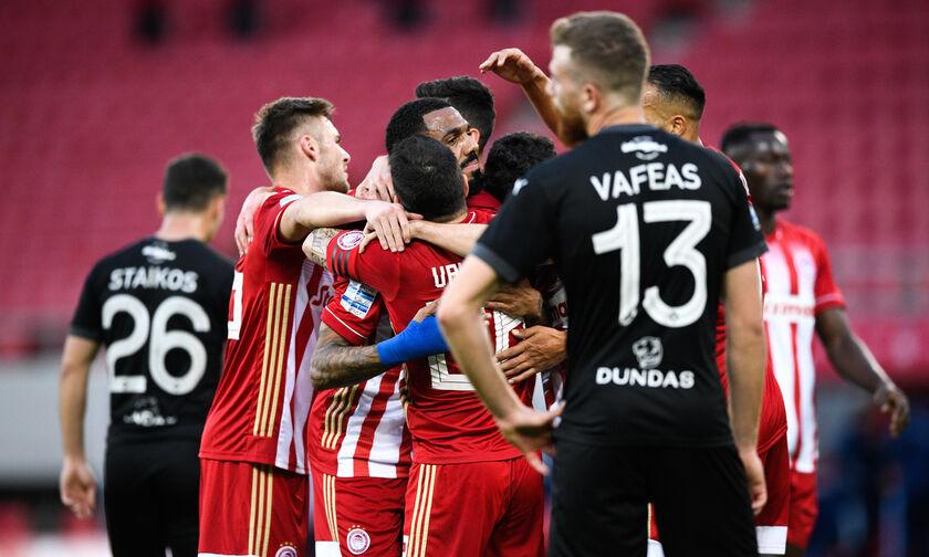 Τα highlights του Ολυμπιακός - ΟΦΗ 3-0 (vid)