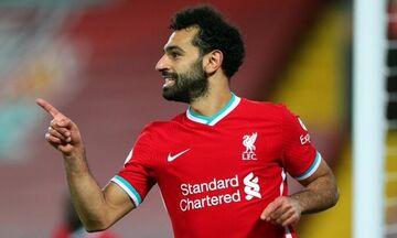 Λίβερπουλ - Μάντσεστερ Σίτι: Το γκολ με πέναλτι του Σαλάχ για το 1-1 (vid)