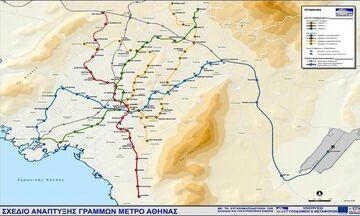 Μετρό: Μελέτες για επεκτάσεις σε Πετρούπολη, Άνω Λιόσια - Η υπογειοποίηση στη γραμμή Φάληρο-Πειραιάς