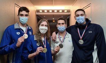 Οικονόμου: «Κρατάμε ψηλά το κύρος της ελληνικής κολύμβησης» (pics)