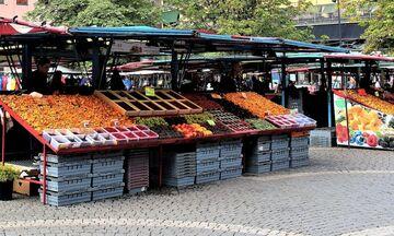 Λαϊκές αγορές: Κανονικά σε Αθήνα και Θεσσαλονίκη το ερχόμενο Σάββατο