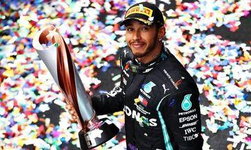Επίσημο: Ο Λιούις Χάμιλτον συνεχίζει στη Mercedes!