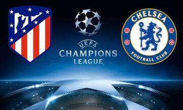Champions League: Το Ατλέτικο Μαδρίτης - Τσέλσι πάει στη Βαρσοβία (pic)
