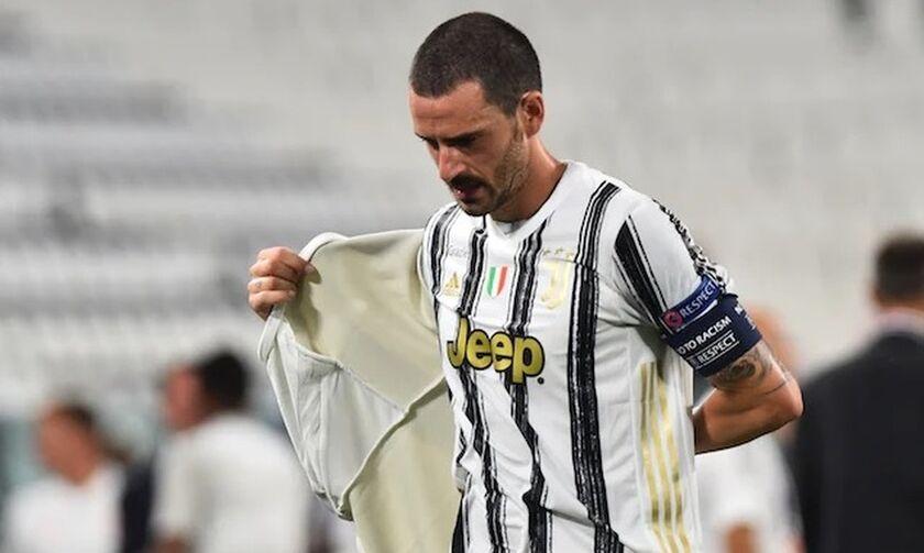 Κύπελλο Ιταλίας: Χωρίς Μπονούτσι αύριο (9/2) η Γιουβέντους στη ρεβάνς με την Ίντερ