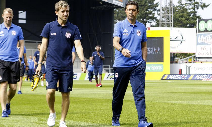 Μάρκο Μάριν και Μπέσνικ Χάσι ξανασμίγουν μετά τον Ολυμπιακό (pic)