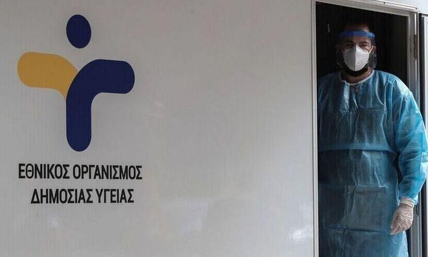 Κατανομή κορονοϊού (8/2): 321 κρούσματα στην Αττική, 80 στη Θεσσαλονίκη