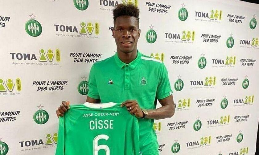 Σισέ: Στην καλύτερη 11άδα της 24ης αγωνιστικής στη Ligue 1 (pic)