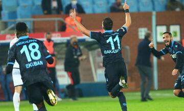 Μπακασέτας: Τρομερό γκολ στη Μαλάτιασπορ! (vid)