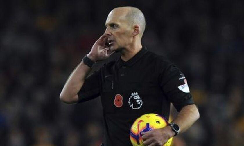 Premier League: Δέχεται απειλές ο διαιτητής Μάικ Ντιν!