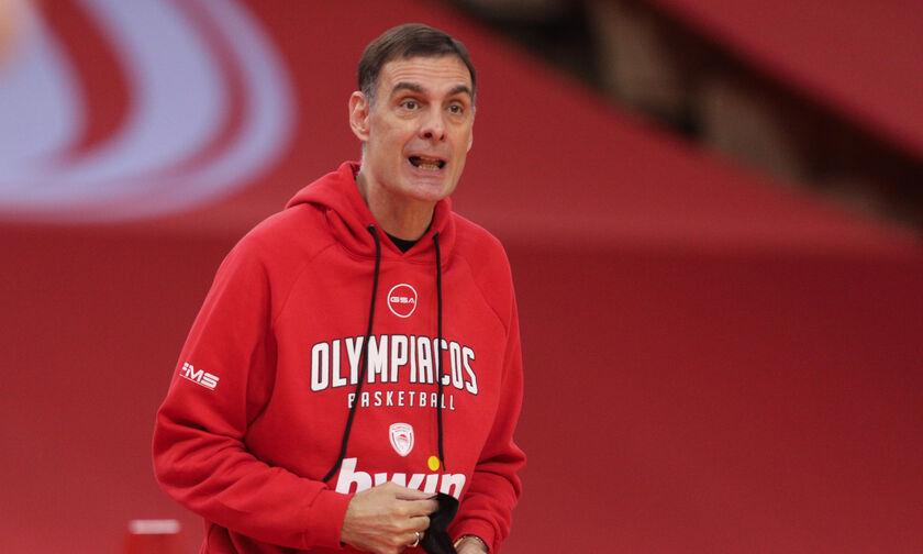 Μπαρτζώκας: «Δεν έχει τελειώσει τίποτα στην Euroleague» (vid)